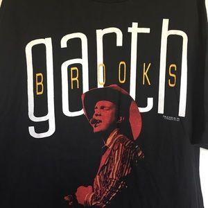 Hanes Shirts - Vintage Hanes Beefy-T Garth Brooks t-shirt Sz XL